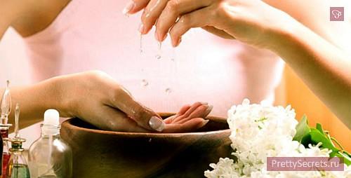 Уход за руками и ногтями в зимний период