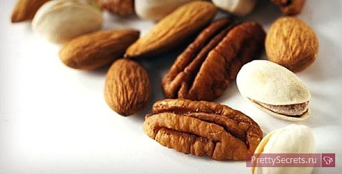 Виды и полезные свойства орехов