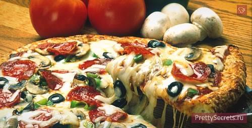 Вкусные и простые рецепты пиццы