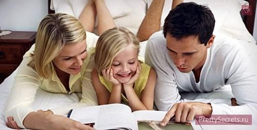 Влияние семьи на развитие ребенка