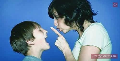 Воспитание ребенка, взаимопонимание в семье