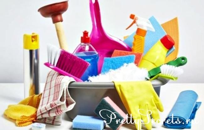 Все, что вы должны знать про уборку: 25 лучших советов и трюков