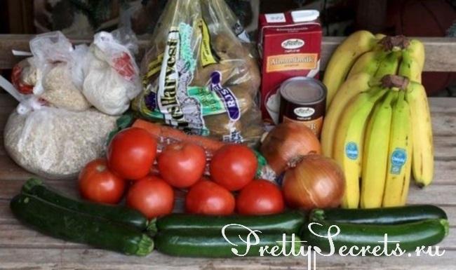 Здоровое питание при ограниченном бюджете